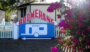 Picture of Boomerang Caravan Park, Central QLD / Gladstone
