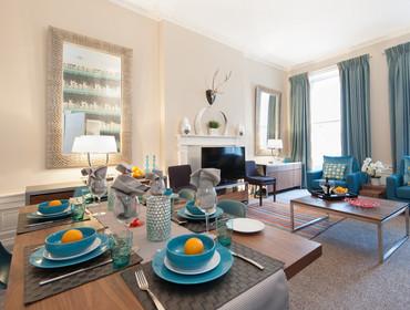 South Charlotte Street Apartment-1