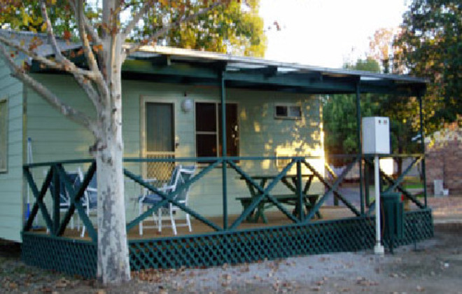 Picture of Manilla Rivergums Caravan Park , The Far North Coast