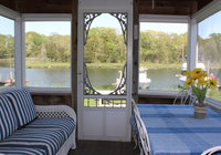Waterfront Vacation Rental Cottage 2-012