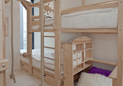 Childrens playroom bedroom