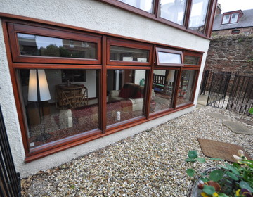 North Berwick Self Catering Holiday let - Undercroft