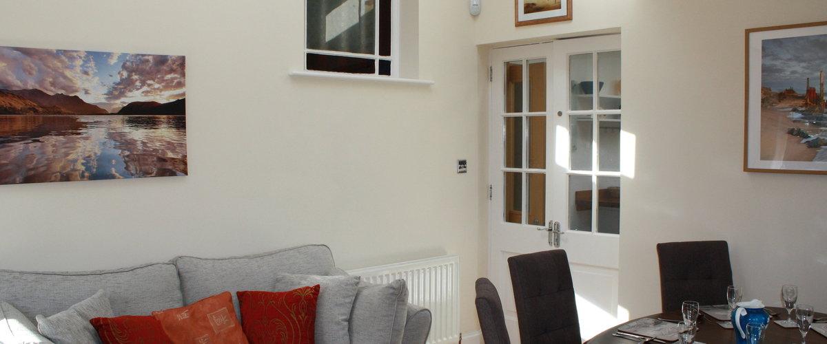 Muirpark - 3 bedroom holiday home close to Edinburgh