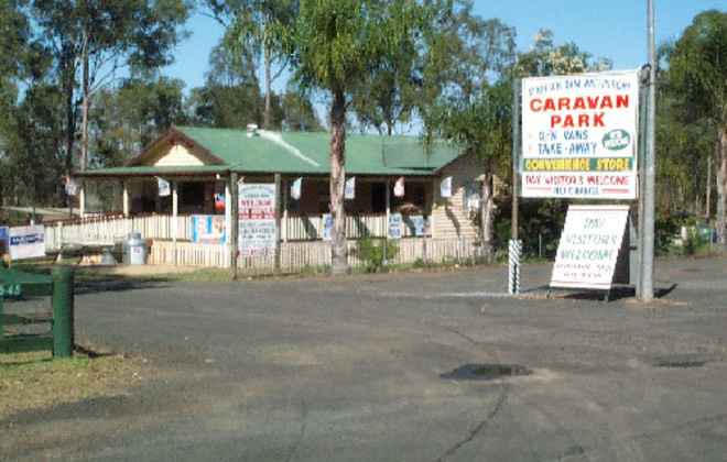 Picture of Atkinson Dam Waterfront Caravan Park, Toowoomba / Golden West