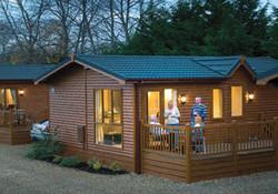 Boroughbridge Lodge - Camping and Caravanning Club lodge at Boroughbridge (© The Camping and Caravanning Club)