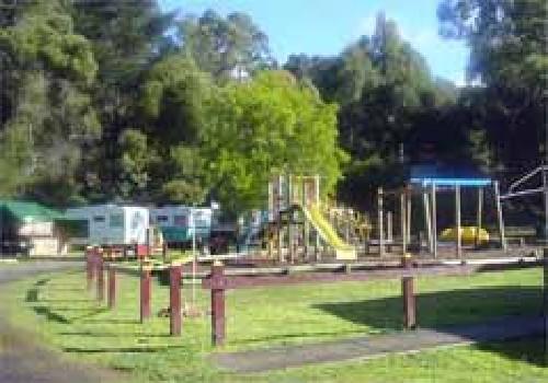Blackwood Mineral Springs Caravan Park, Australia, Central