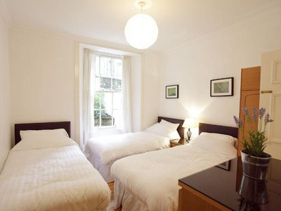 Bedroom 2 - bedroom 2, Torphichen Apartment, SQUARE Property