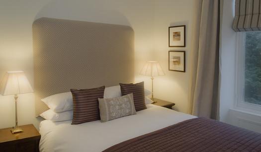 Lynedoch Place - Master Bedroom