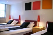 Bedford Place Selection - Bedroom with 3 Single Beds - Ideal for groups and will suit both leisure and business travellers alike