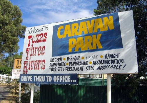Picture of Texas 3 Rivers Caravan Park, Southern Downs