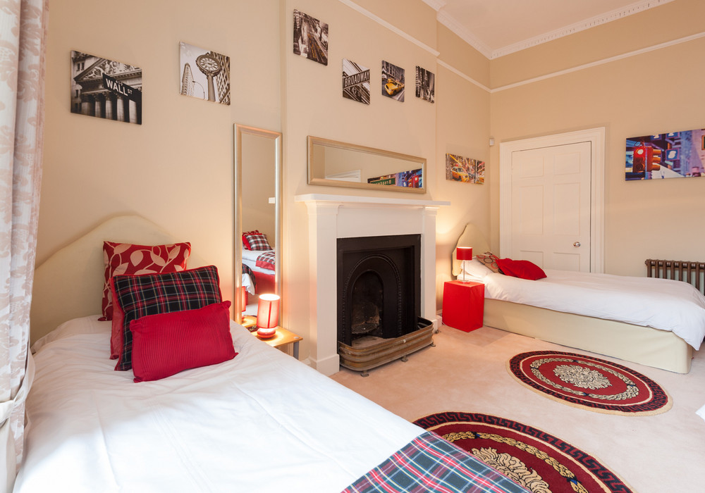 New York bedroom to sleep 5 comfortably - Fun packed and spacious for all your friends to be together
