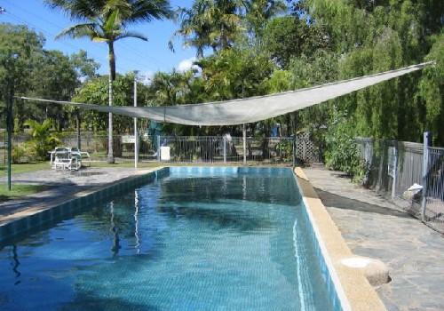 Pandanus Caravan Park Port Douglas Cairns Amp Tropic North