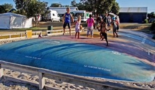 Picture of Papamoa Beach Top 10 Holiday Resort, Bay of Plenty
