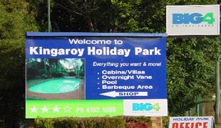 Picture of Kingaroy Holiday Park, Fraser Coast / Sth Burnell