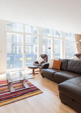 Shandwick Place Apartment 2-8