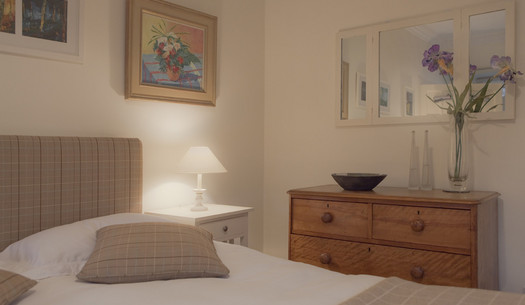 Gatekeepers Cottage - Bedroom 2