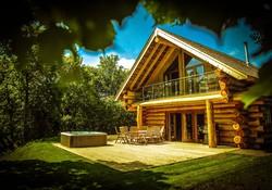 Foxglove Log Cabin