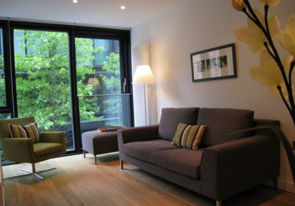 Open Plan Living Space - Modern and comfortable Living Space which is open plan with a Kitchen and Dining Area.