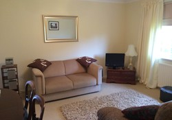 Break Away, 2 bedroom self catering holiday property in North Berwick, close to all amenities