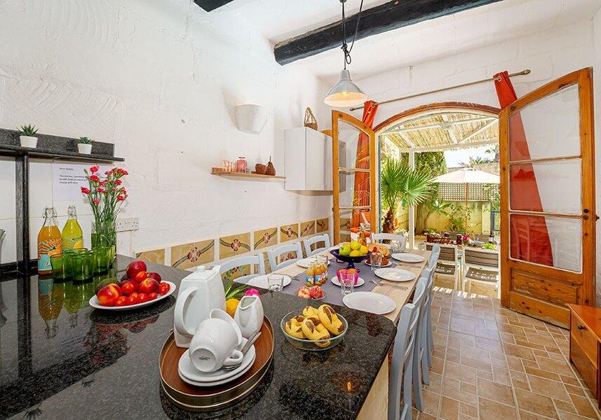 Baron website kitchen