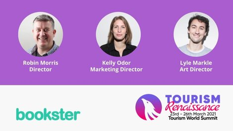 Tourism Renaissance 2021 - Robin Morris, Kelly Odor and Lyle Markle will be presenting at 2021 Tourism Renaissance.