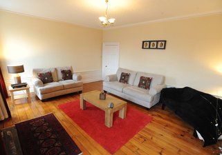 Frederick Street Duplex - lounge