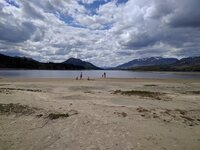 Loch Laggan beach II