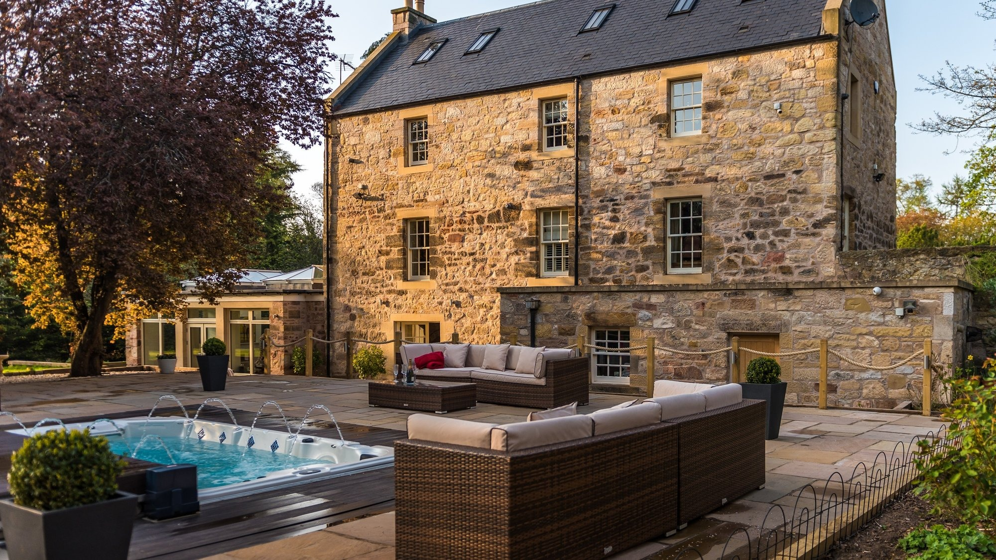 Finer holiday stays across Scotland