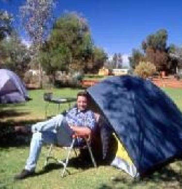 Picture of Ayers Rock Campground, Alice Springs