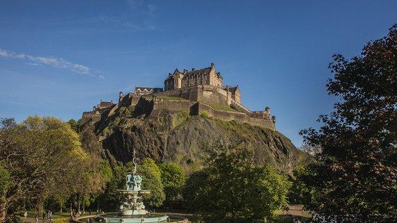 Rediscover Edinburgh