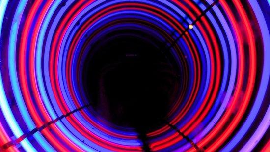 Camera-Obscura-tunnel-Edinburgh