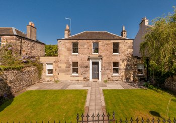 OldChurchLane-3 - Lochside House, a luxury Edinburgh holiday let