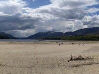 Pan - Loch Laggan beach I