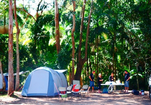 Cedar Creek Lodges at Thunderbird Park, Tamborine Mountain