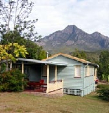 Picture of Mt Barney Lodge, Brisbane