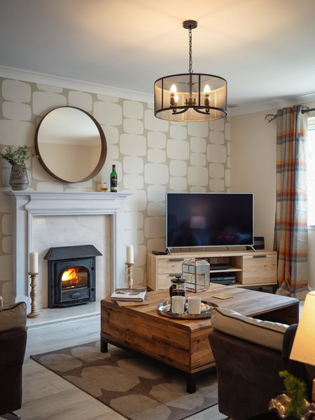Holiday home in Aviemore - Eagle Lodge