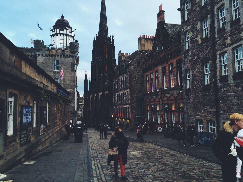Castle Hill Experience Edinburgh