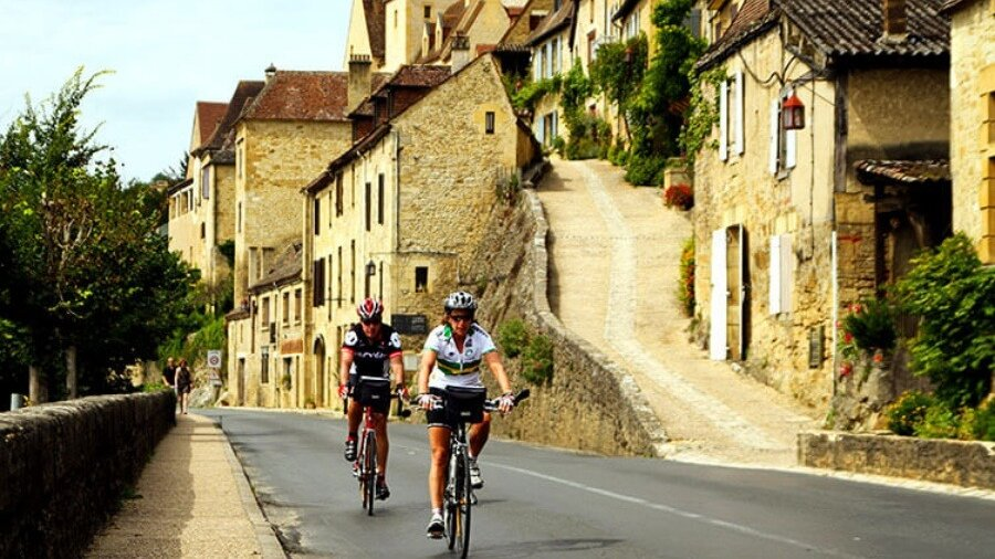 CYCLE5 - Dordogne valley and the Sarlat area
