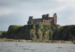 Historic Tantallon Castle