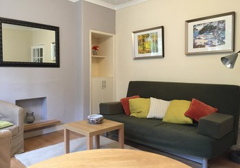 Welcome to our home from home in Leith (© AJEM Self Catering Edinburgh)