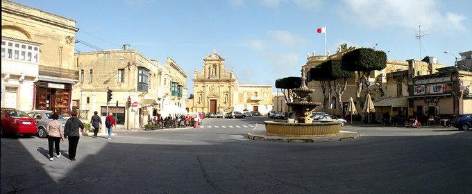 """""""Victoria Square in Gozo"""""""
