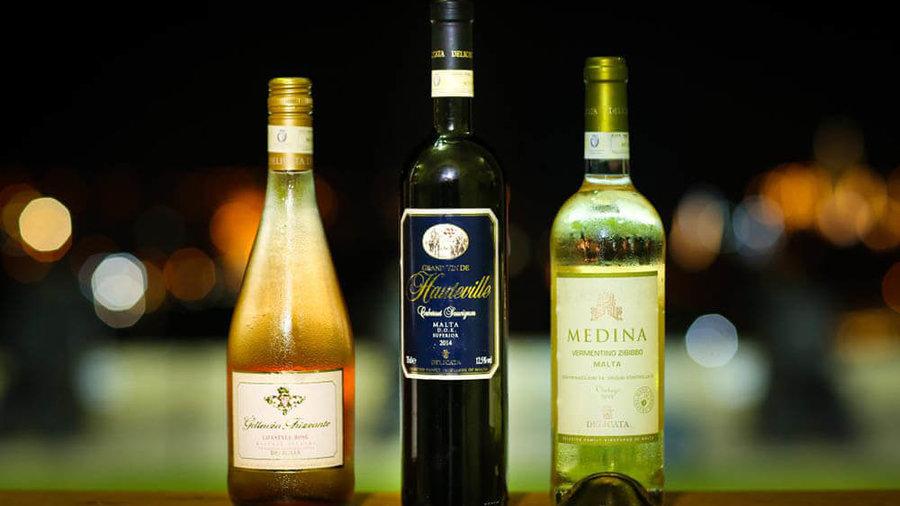 """""""3 bottles of wine"""""""