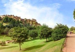 Edinburgh - Princes Street Gardens
