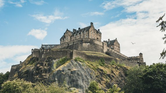 Visit Edinburgh Castle