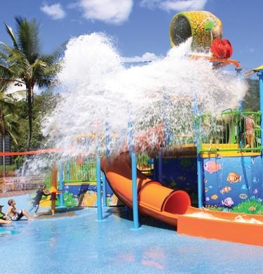 Cairns caravan parks