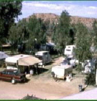 Picture of Alice Springs Heritage Caravan, Alice Springs