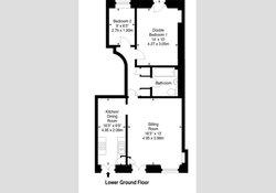 Cumberland Street No.1 floor plan