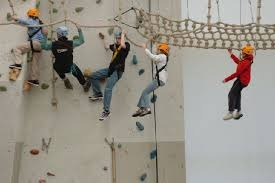 ratho climbing 2jpg (© Scotsman)