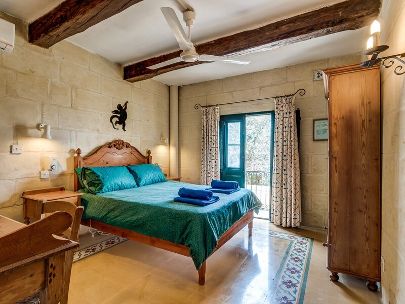11. Main bedroom with ensuite overlooking garden and church views