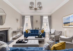 Stafford Street Townhouse Drawing Room